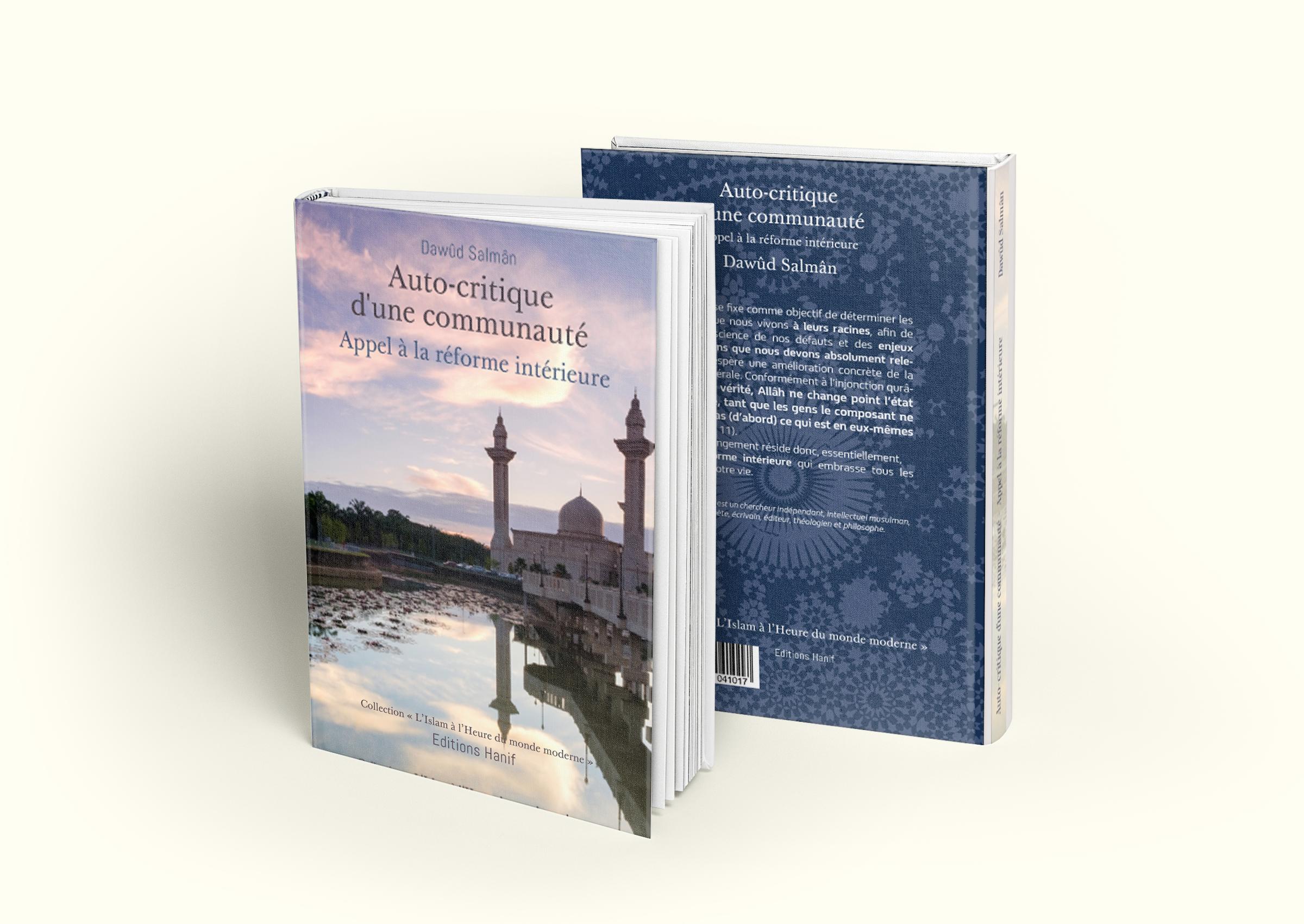 """Livre """"Auto-critique d'une communauté, Appel à la réforme intérieure"""" de Dawûd Salmân"""