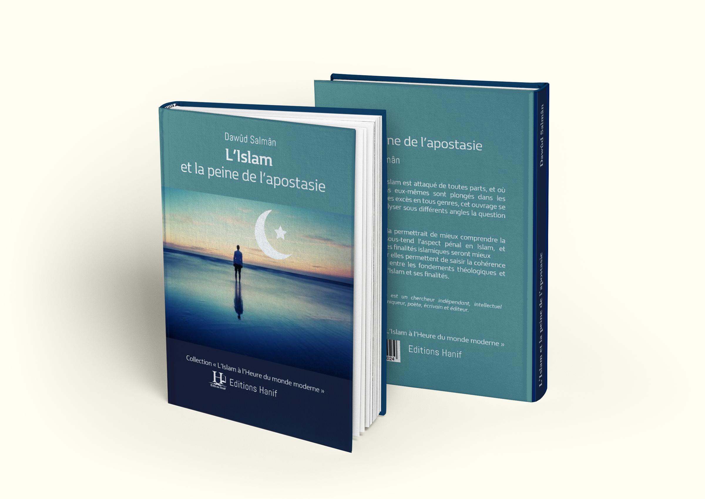 """Livre """"L'Islam et la peine de l'apostasie"""", de Dawûd Salmân"""