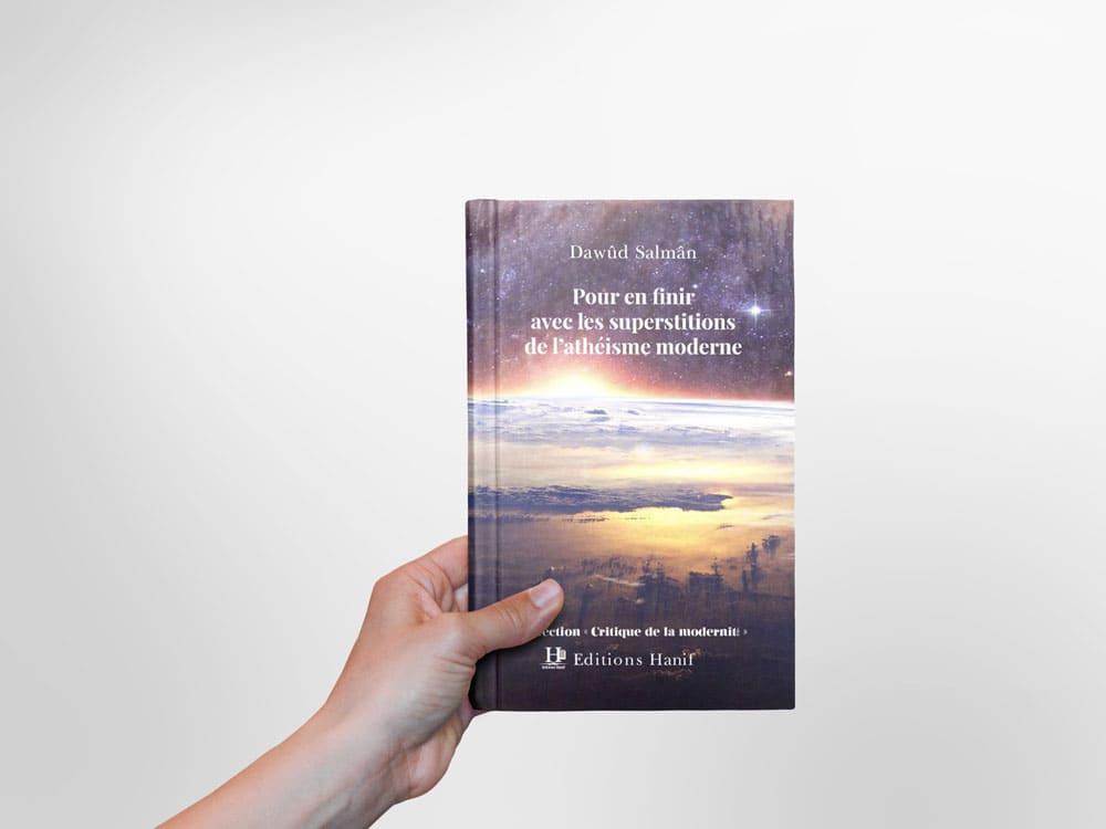"""Livre """"Pour en finir avec les superstitions de l'athéisme moderne"""" de Dawûd Salmân"""